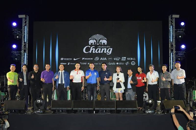 WHA Group Renews Chonburi FC Sponsorship  for 12th Straight Year