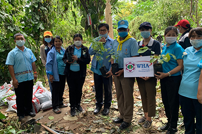 WHA Group Continues Ongoing CSR Support for Green and Clean Initiatives