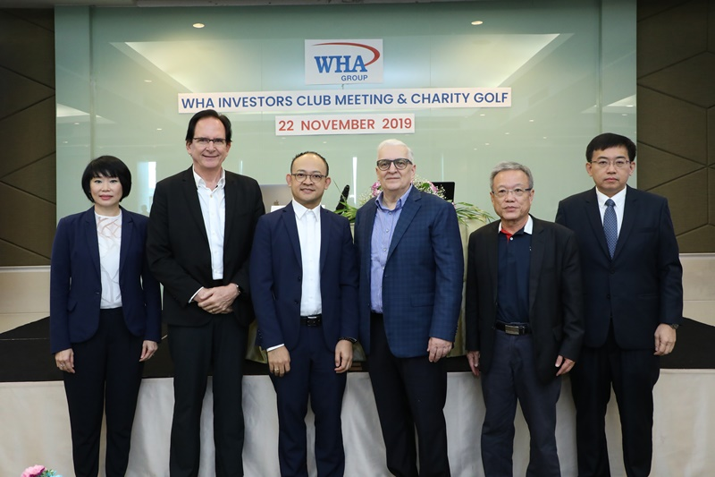 WHA Investors Club Annual Charity Golf Tournament 2019