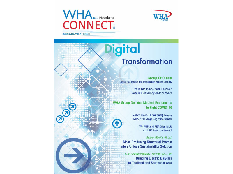 WHA Connect Newsletter - June 2020, Vol. 47 : No.2