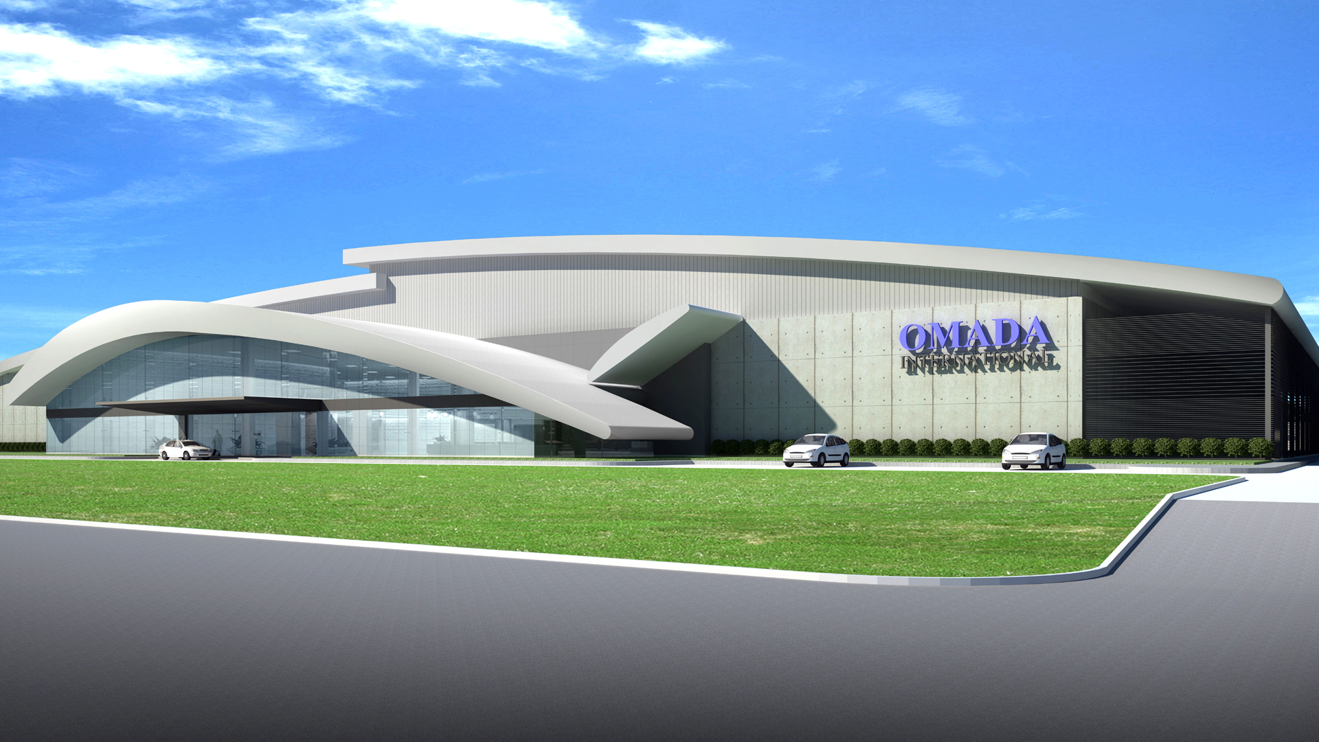 Omada Aerospace Factory Rayong