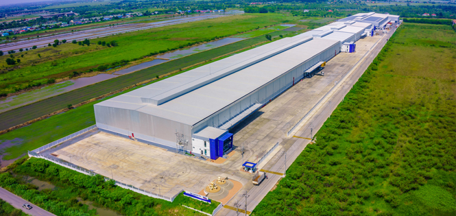 WHA Mega Logistics Center วังน้อย 61